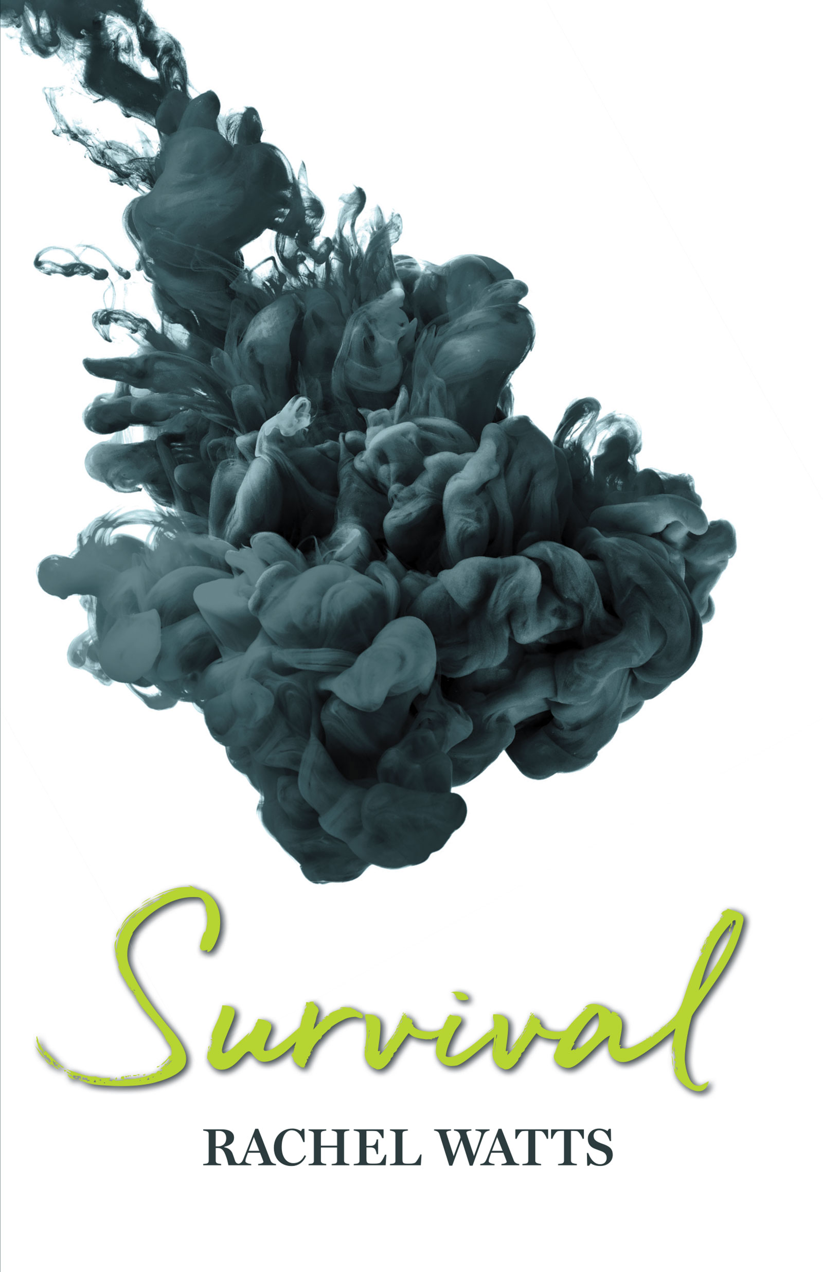 Survival-ebook-Cover. Designer Amanda Rainey.